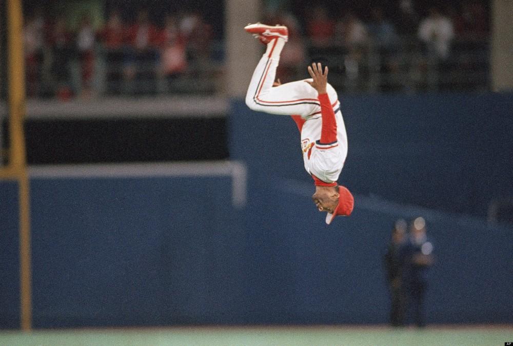 Giants vs Cardinals NL Playoffs 1987