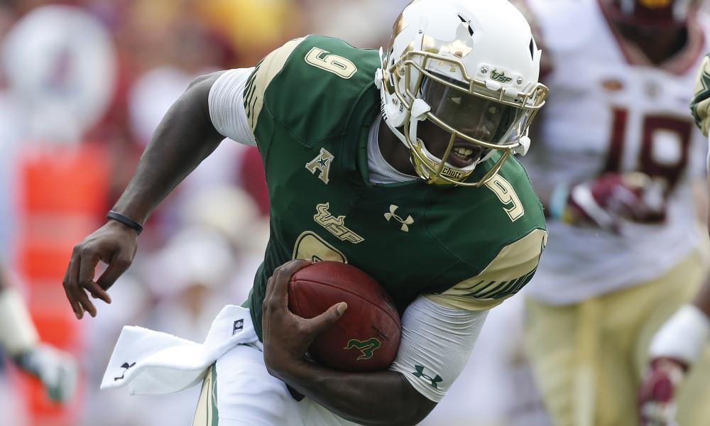 NCAA Football: Florida State at South Florida
